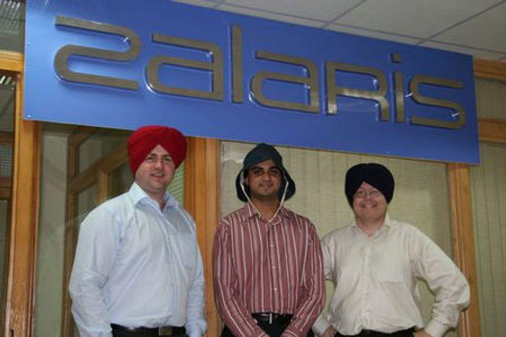 Lærer norsk til indiske SAP-eksperter