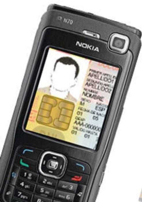 Åpner for digitalt ID-kort på mobilen