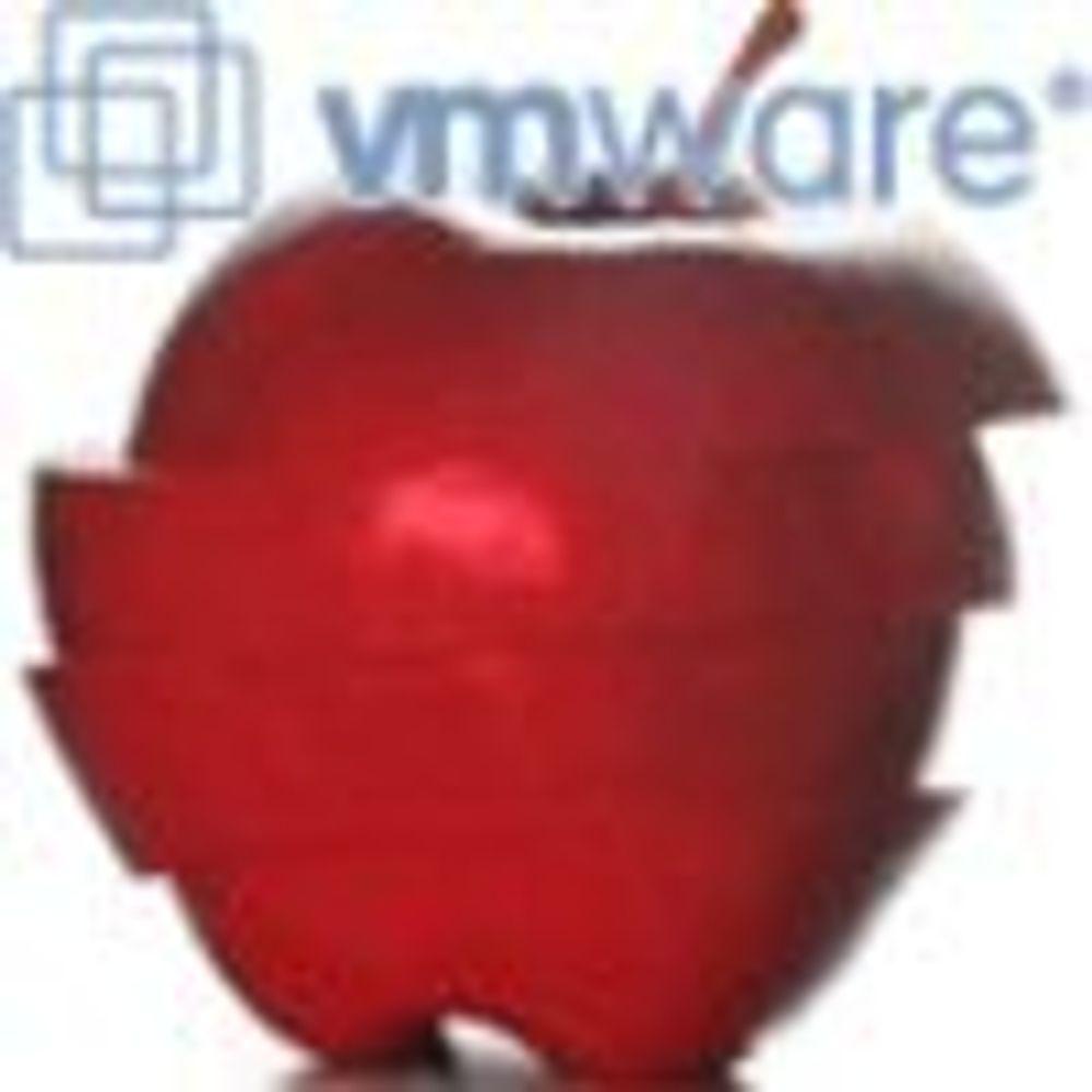 VMware deler din Mac i flere skiver