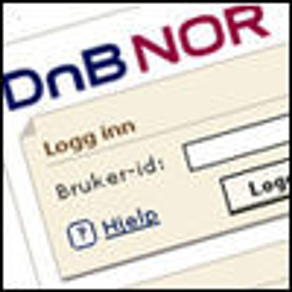 Datasvindel lyktes mot flere norske nettbanker