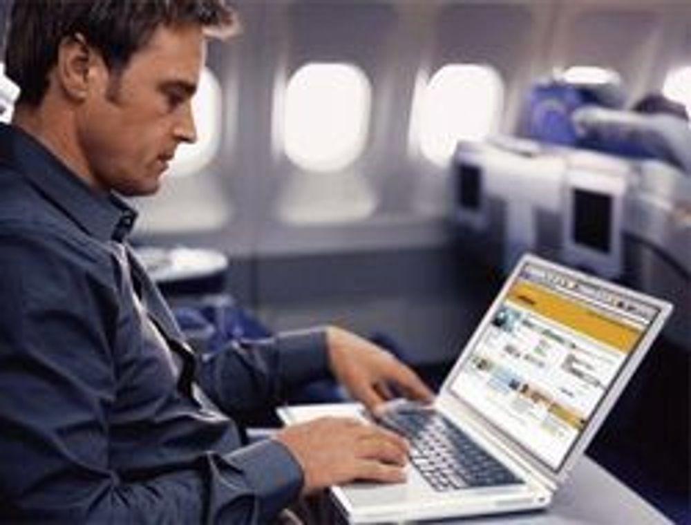 Kjemper for å redde Internett på fly