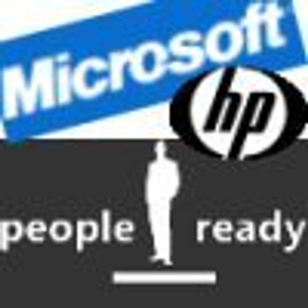 HP og Microsoft skjerper fronten mot IBM