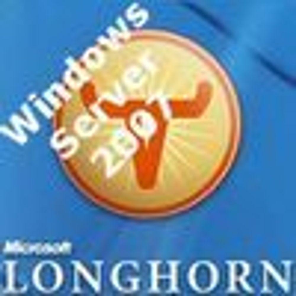 Ny Windows-server samtidig med Vista SP1