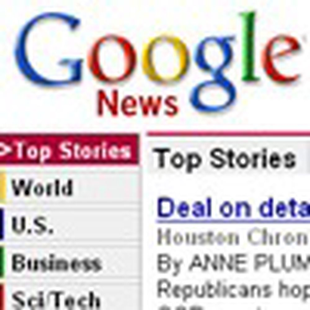 Norske aviser angriper ny Google News