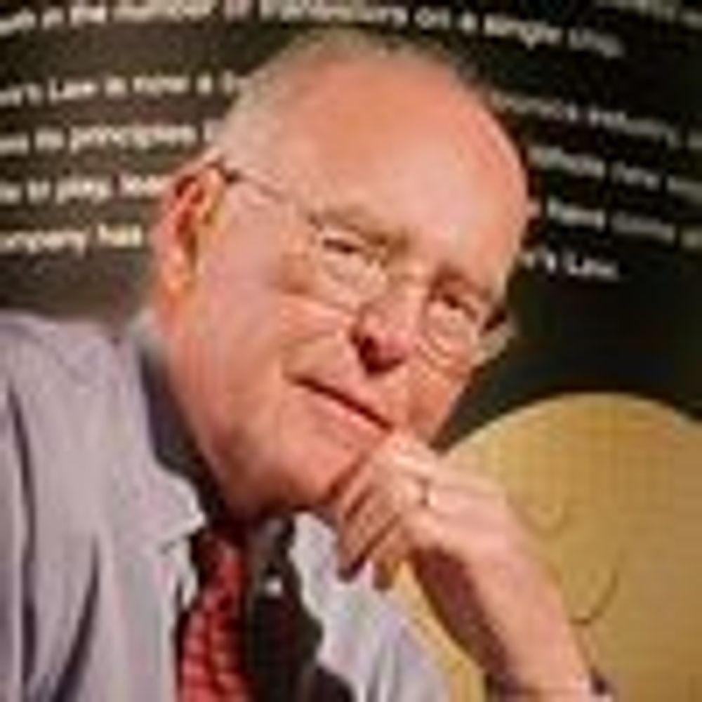 Moore mener Moores lov er død