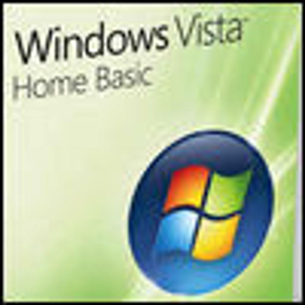 Ikke alltid nødvendig med antivirus til Vista
