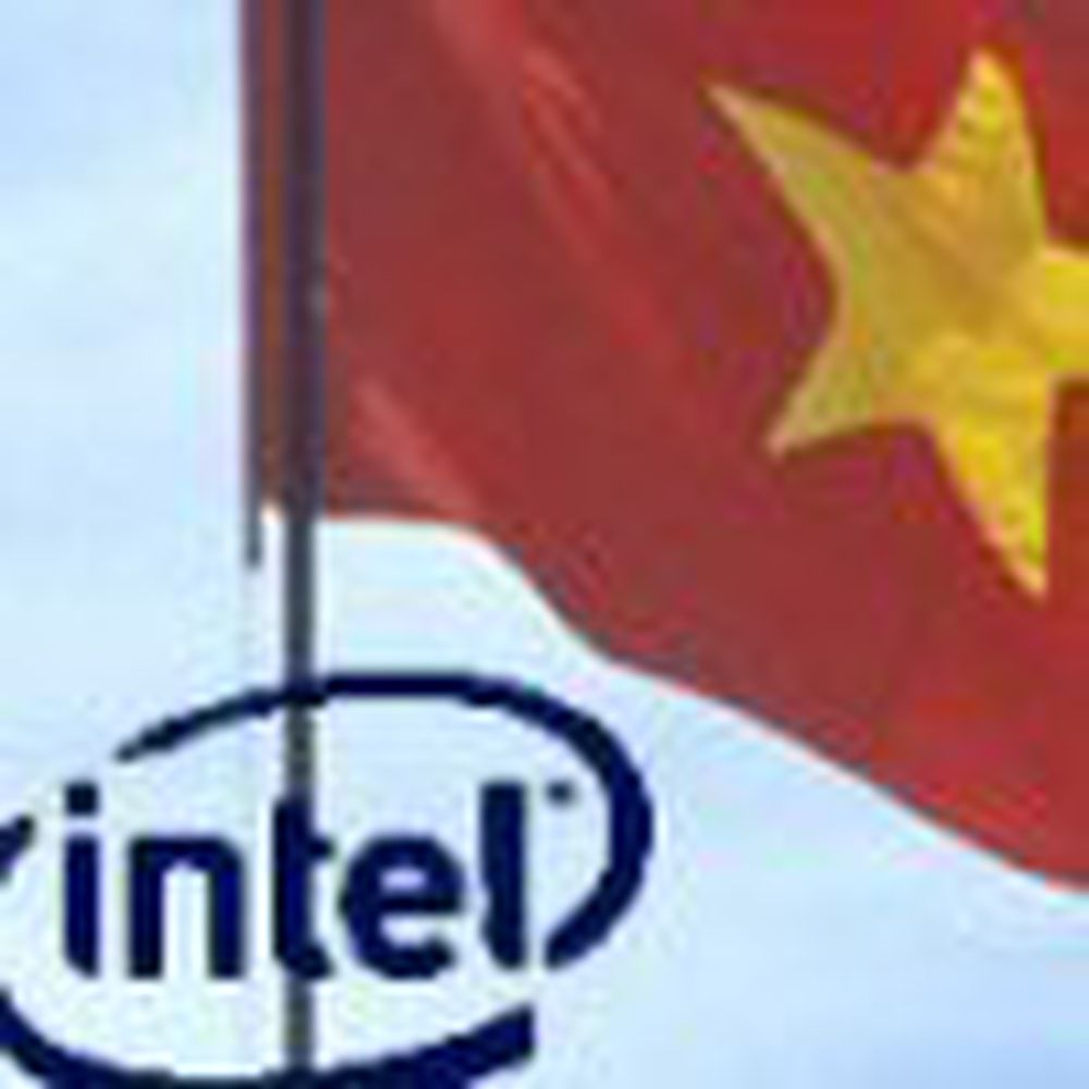 Intel tredobler sin investering i Vietnam