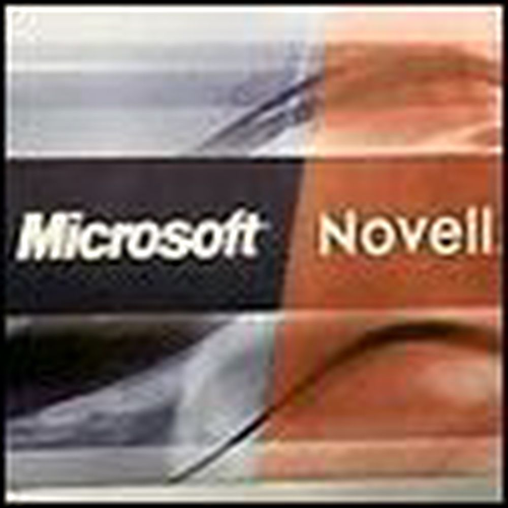 Novell tjener fett på avtalen med Microsoft