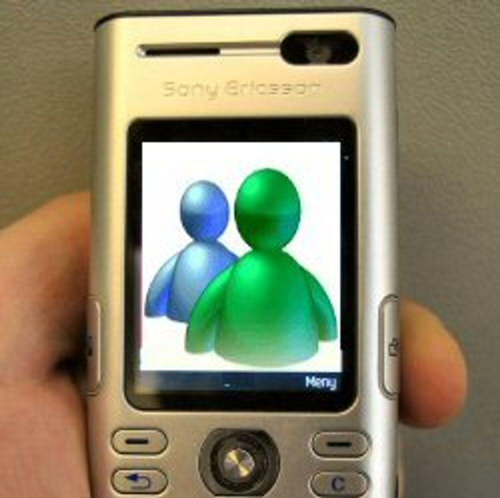 MSN-tjenester kommer til Netcom-mobiler