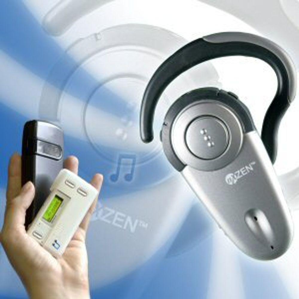 Klart for trådløse MP3-spillere