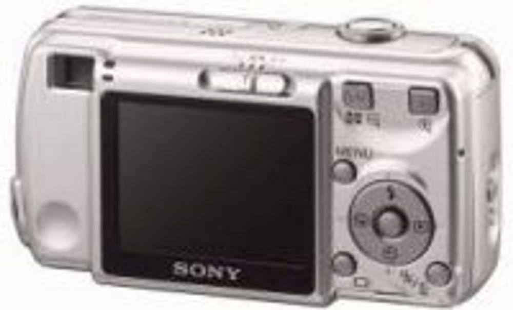 Vinn kompakt kamera med kraftig blits