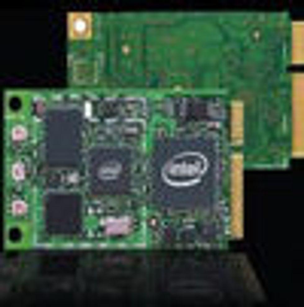 Intel med raskere WLAN for Centrino