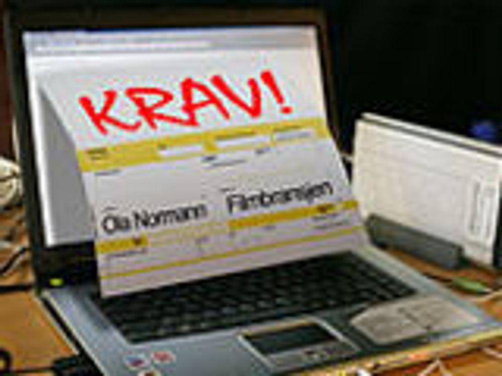 Lover brede raid mot norske fildelere