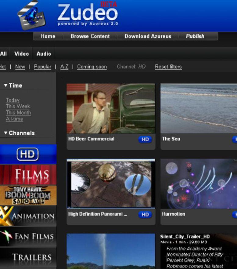 BBC tilbyr klassikere via fildeling