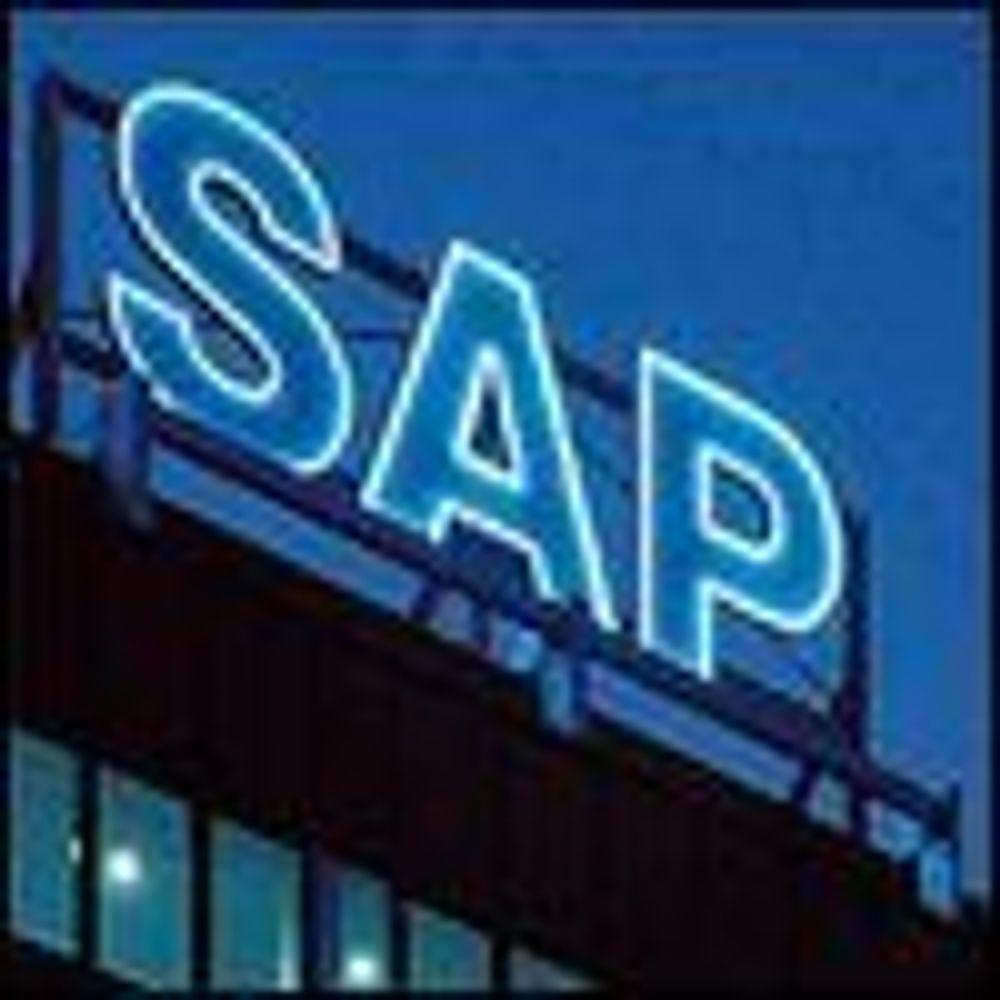 SAPs nedtur kan tyde på store endringer