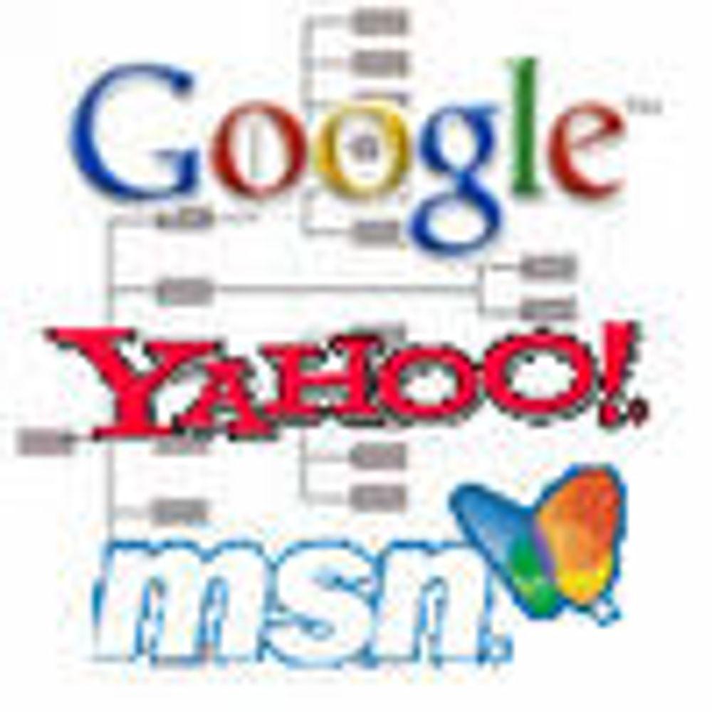 Google og Microsoft låst i investeringskrig