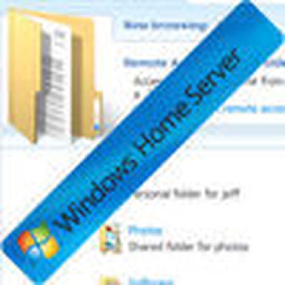 Slik blir Windows Home Server
