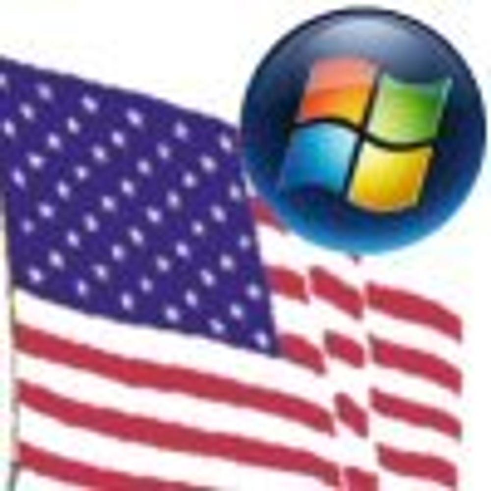 Ingen antitrust mot Vista i USA