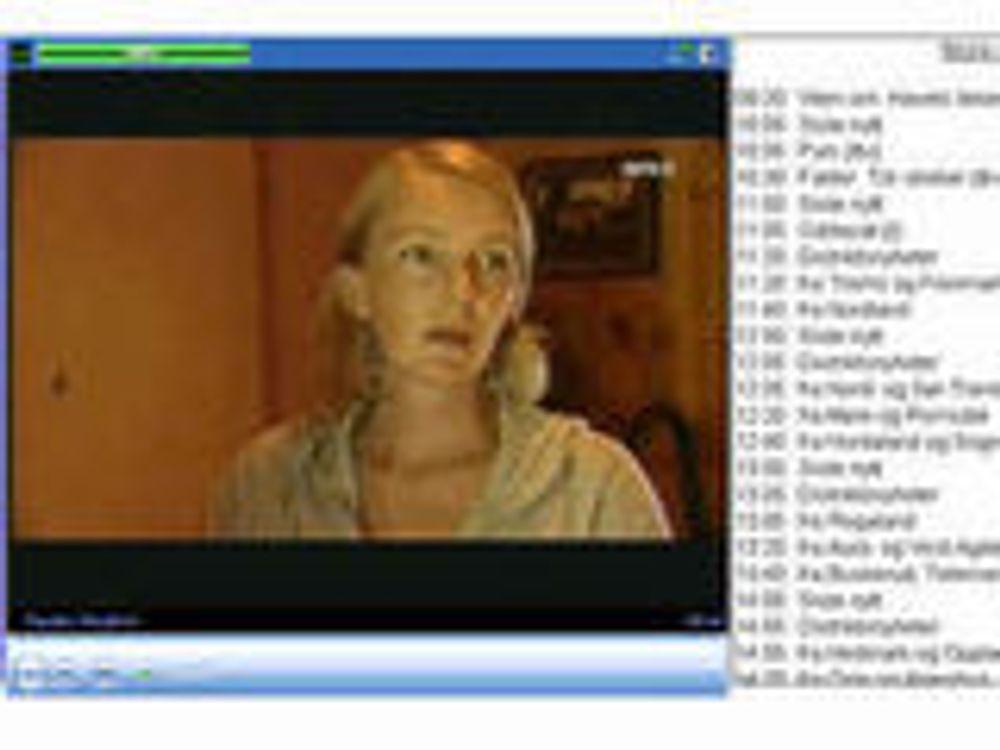 Flere norske TV-kanaler gratis på nett