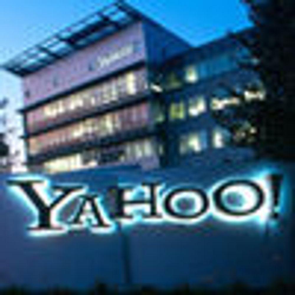 Yahoo betaler dyrt for lite svensk selskap