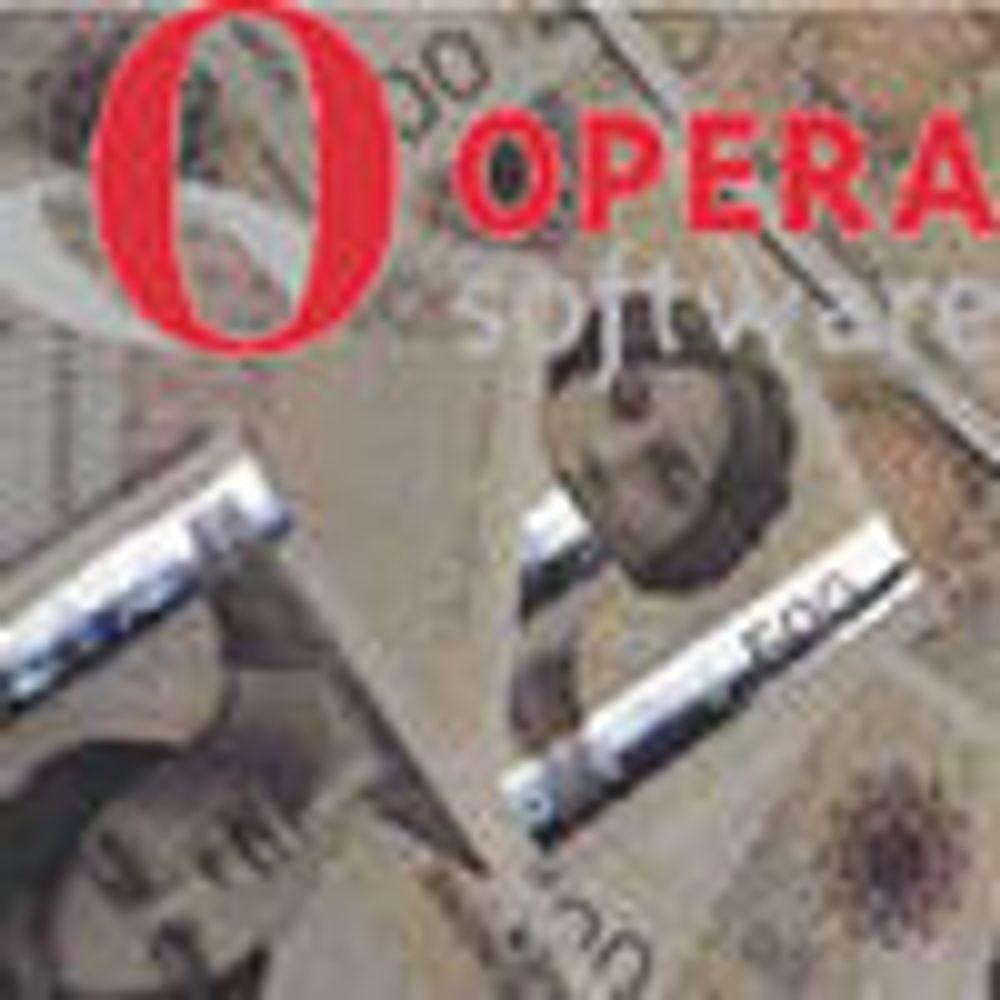 Opera sliter med økte kostnader