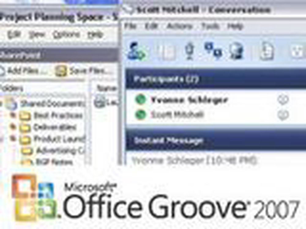Her er nykommeren i Office 2007