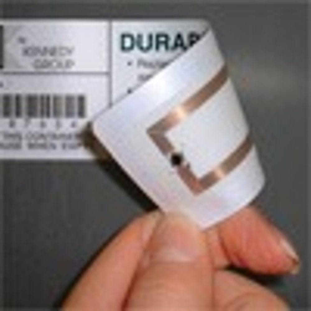 RFID-bransjen slåss om å lage raskere lesere
