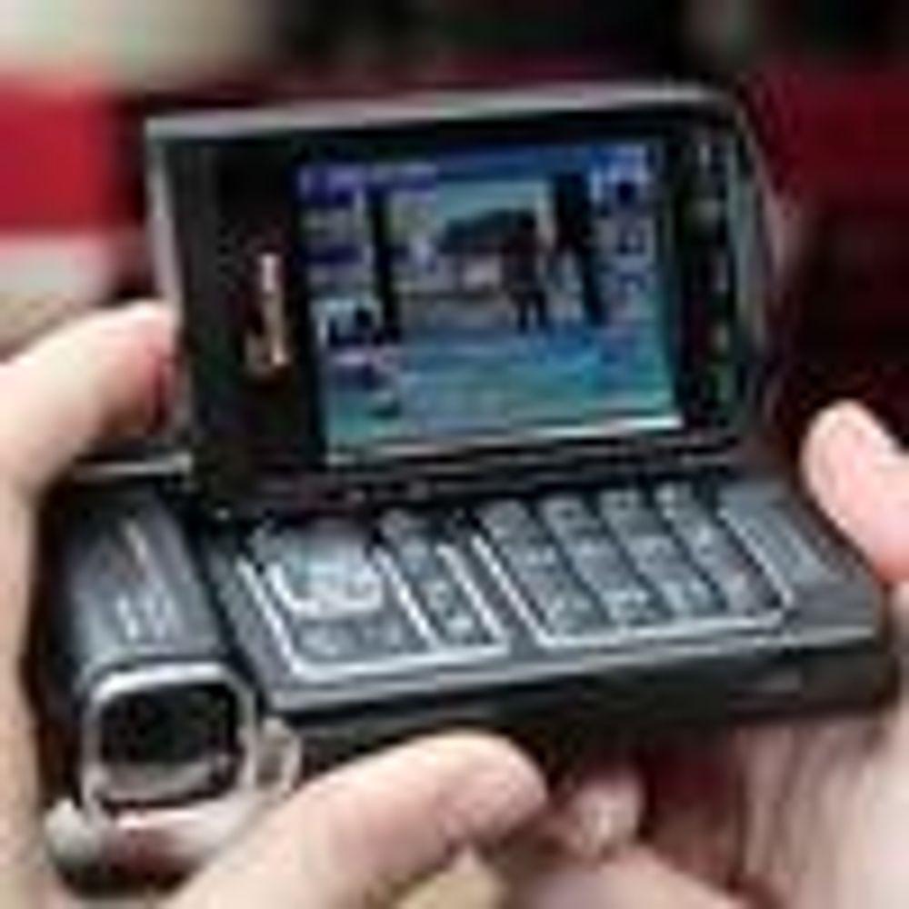 Nokia spiser enda mer av mobilmarkedet