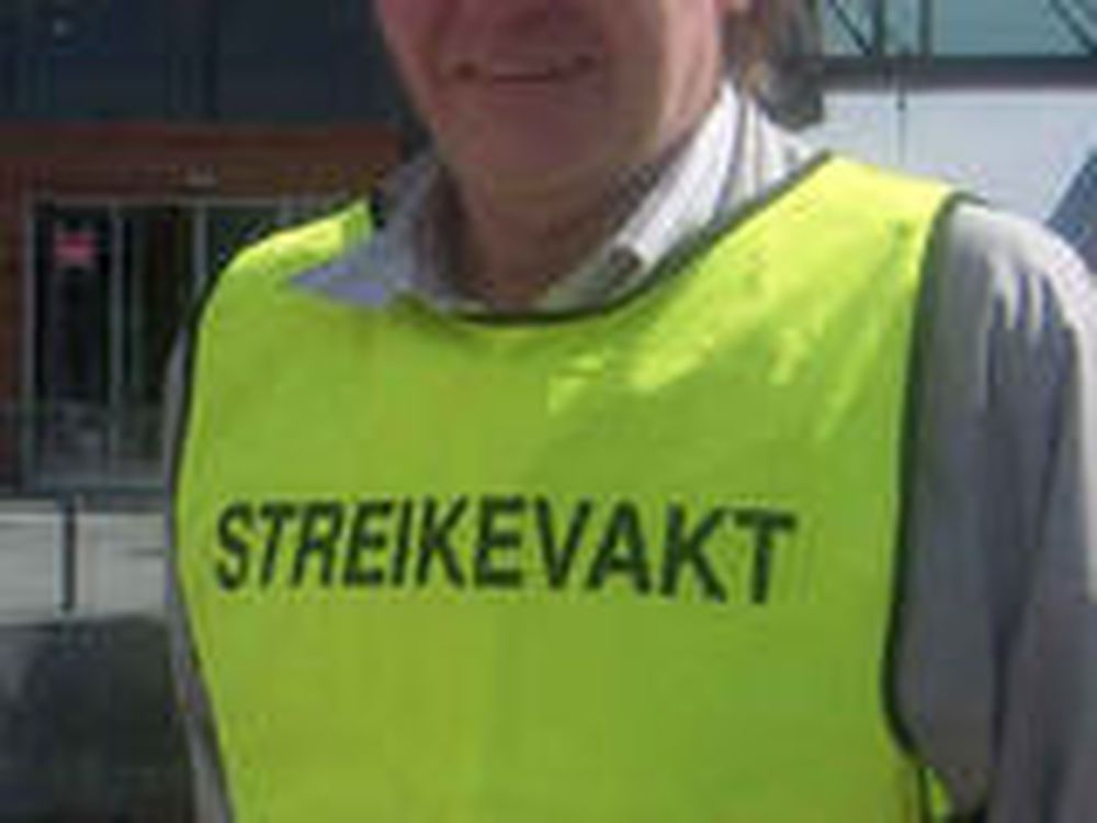 Relacom til lockout for å stoppe streiken