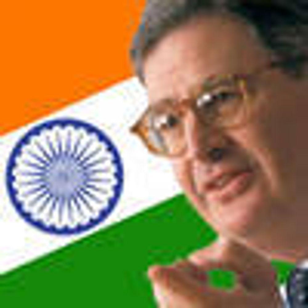IBM presses av billigere indiske aktører