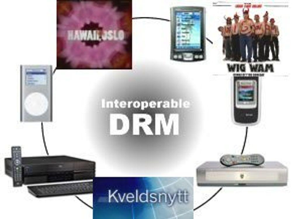 Stor oppgradering av åpent DRM-alternativ