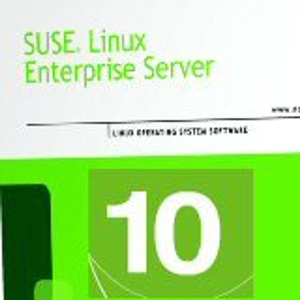 Novell lanserte ny Suse Linux Enterprise