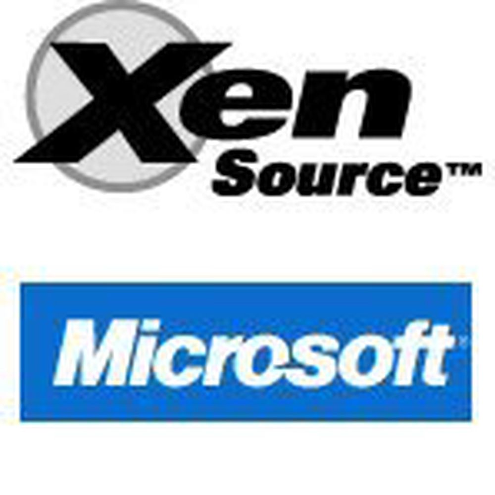 Microsoft skal samarbeide med XenSource