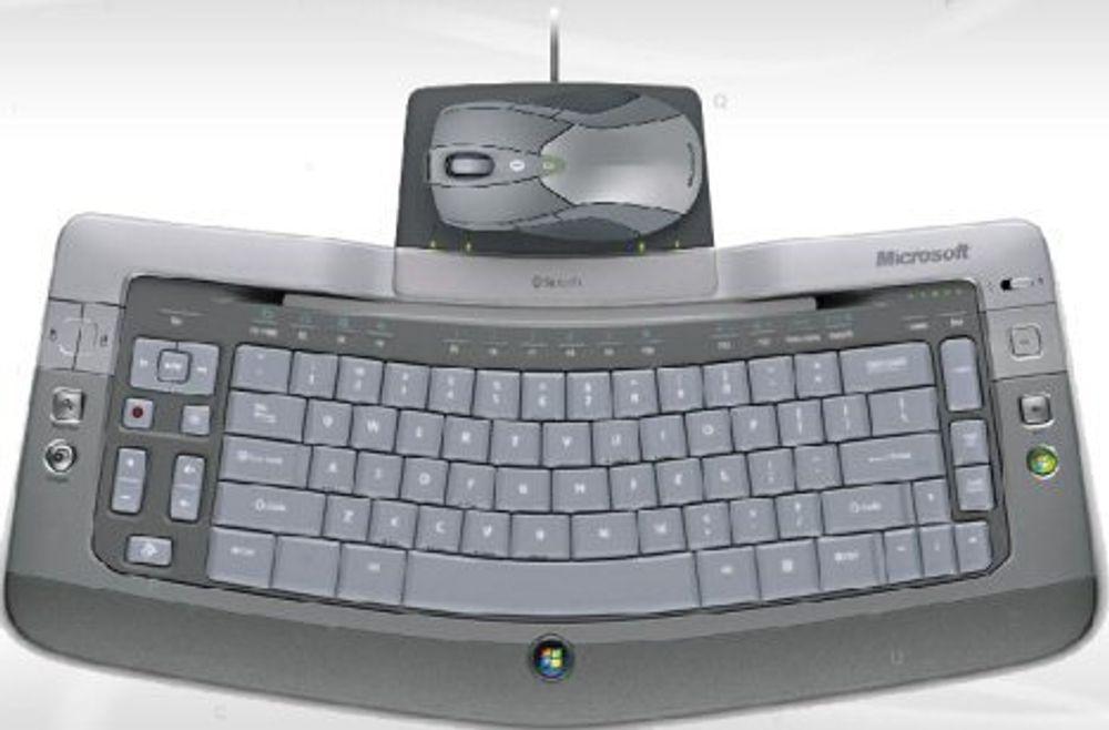 Planlegger eget Windows Live-tastatur