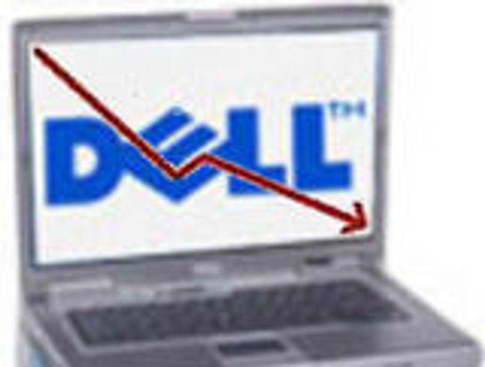 Dell og HP kniver om førsteplassen