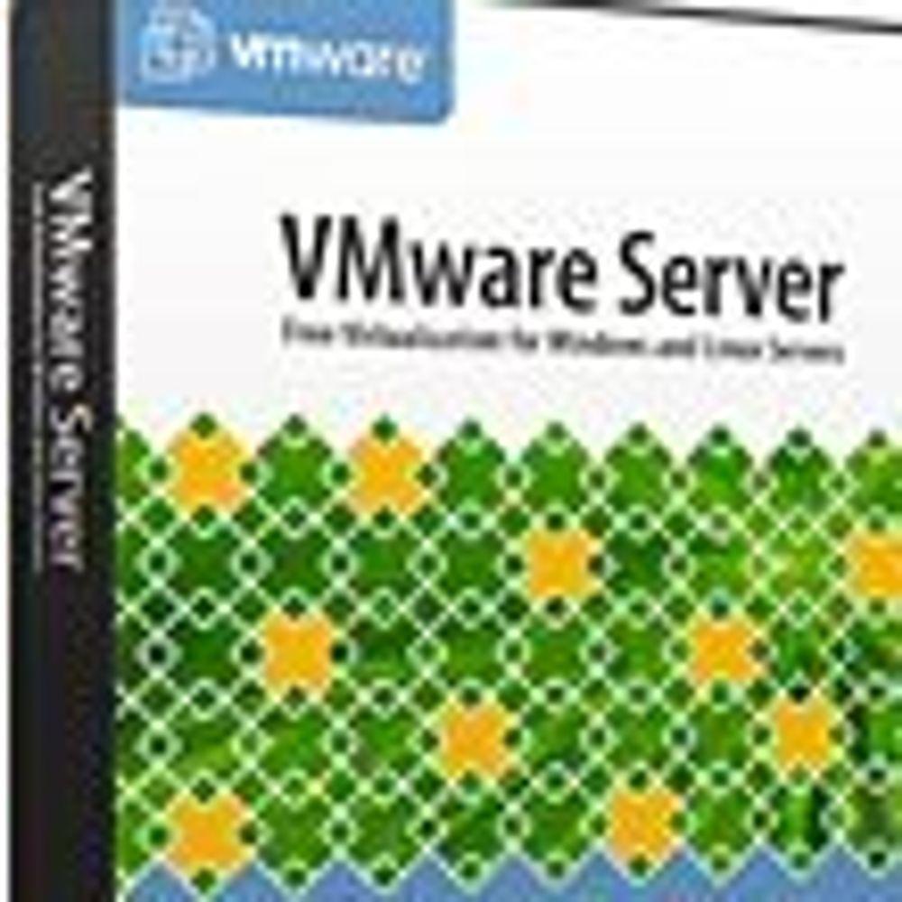 VMware klar med gratis virtualiseringsserver