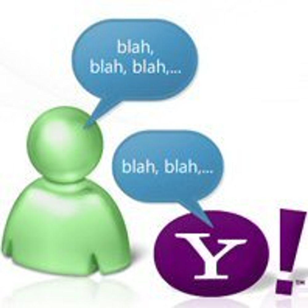 Messenger-bro mellom Yahoo og Microsoft
