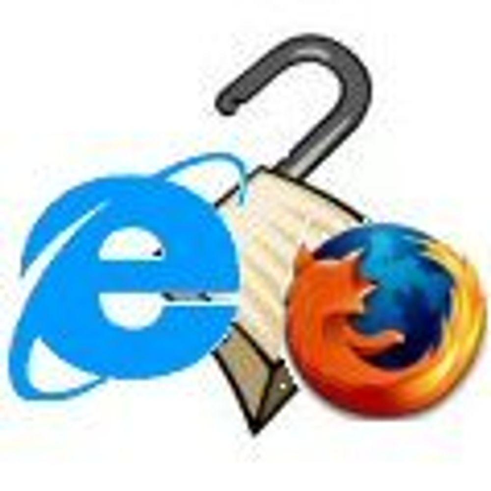 Nye sårbarheter i Internet Explorer