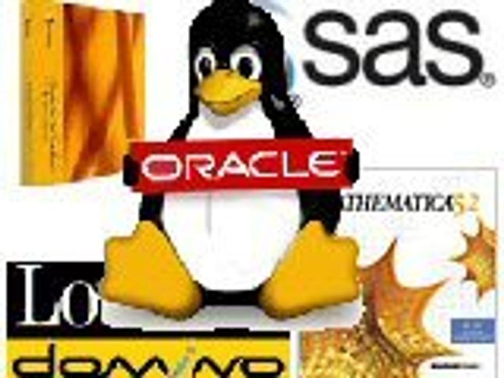 Venter størst vekst i programvare for Linux