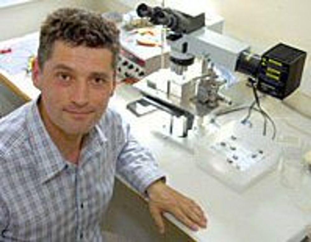 Magnetfelt kan gjøre prosessorer lynraske