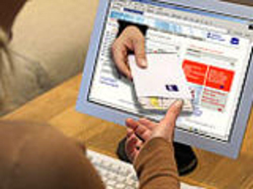 Kraftig vekst i netthandelen i Norge