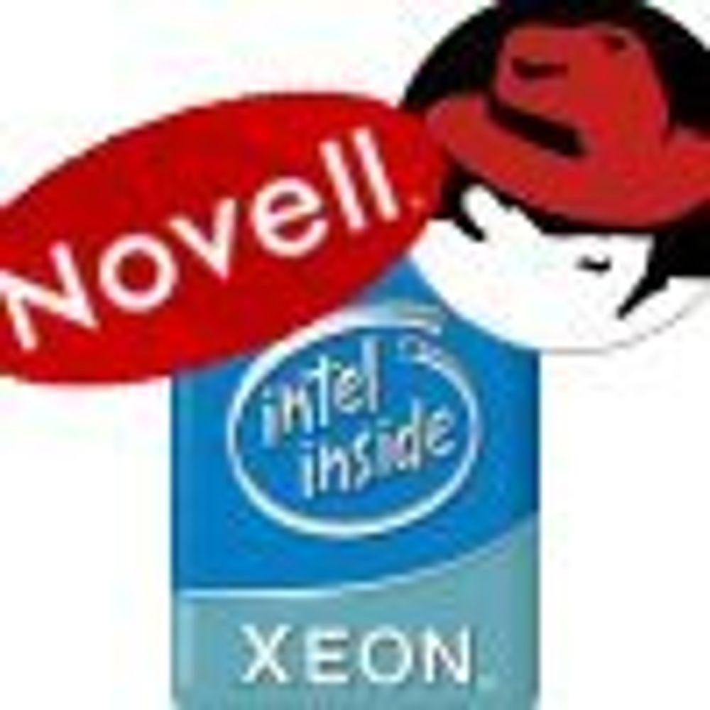Novell åpner også for Red Hat