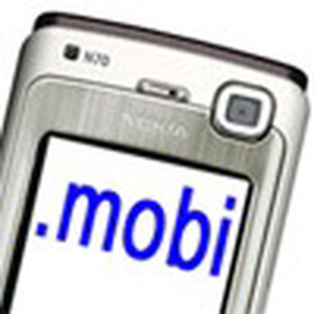 Starter salget av mobil-adresser