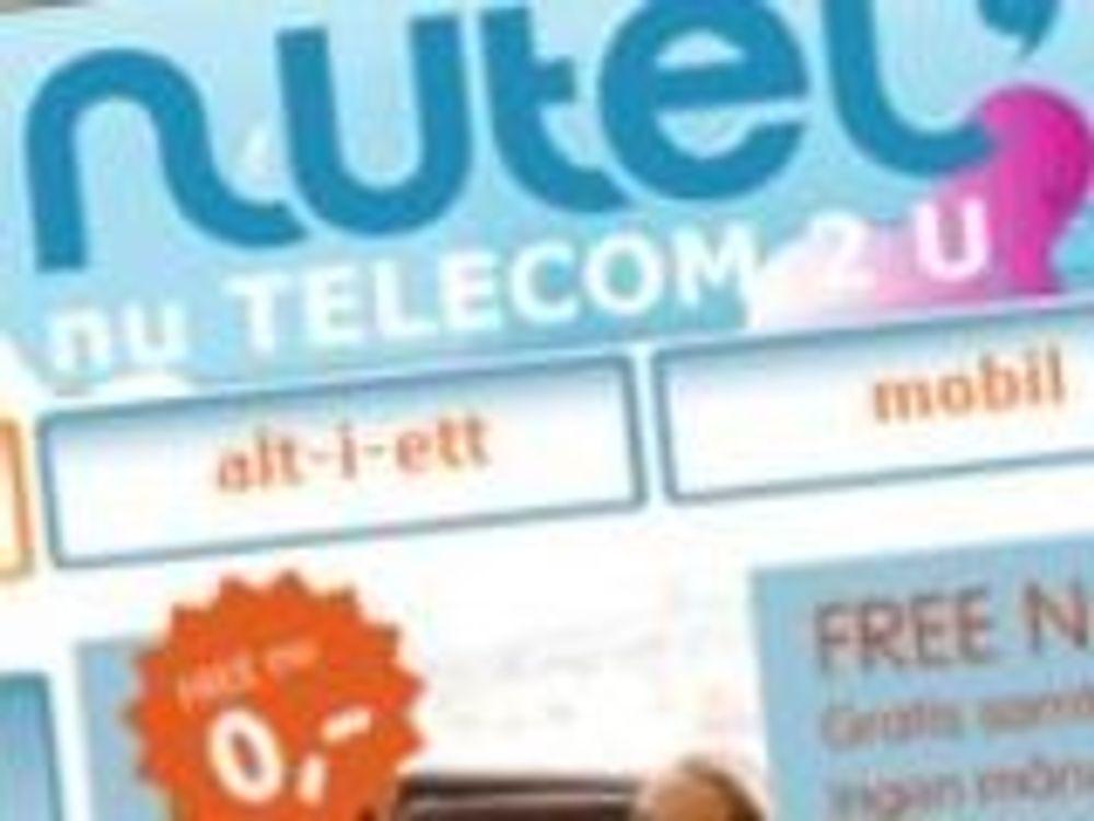 Presser mobil-bransjen med gratis-tilbud