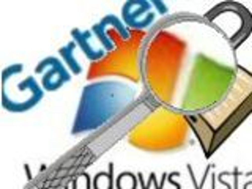 Vista kan gi Microsoft monopol på sikkerhet