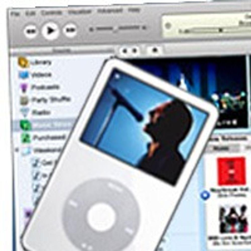 iPod-brukerne kjøper lite fra iTunes
