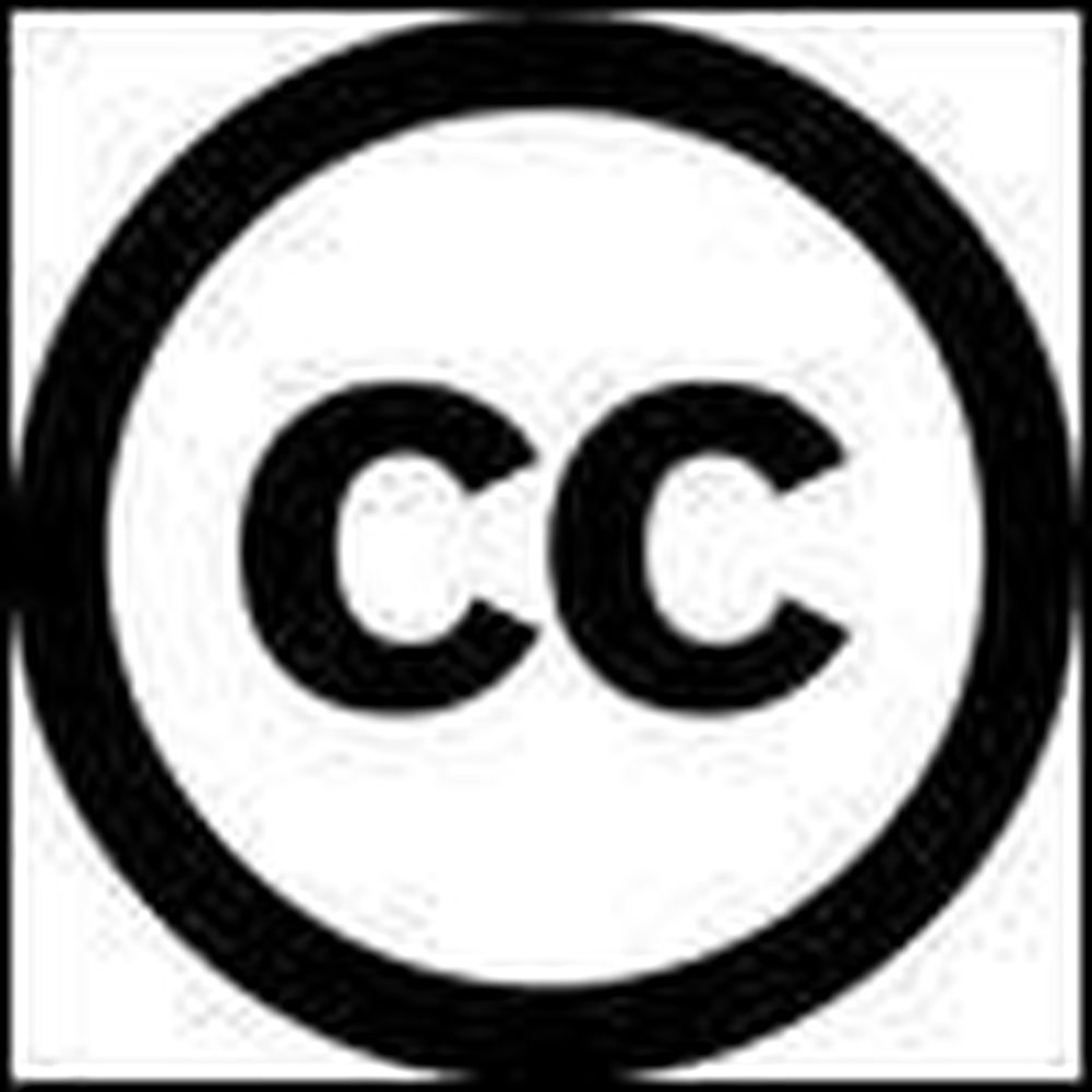 Creative Commons i tospann med Microsoft