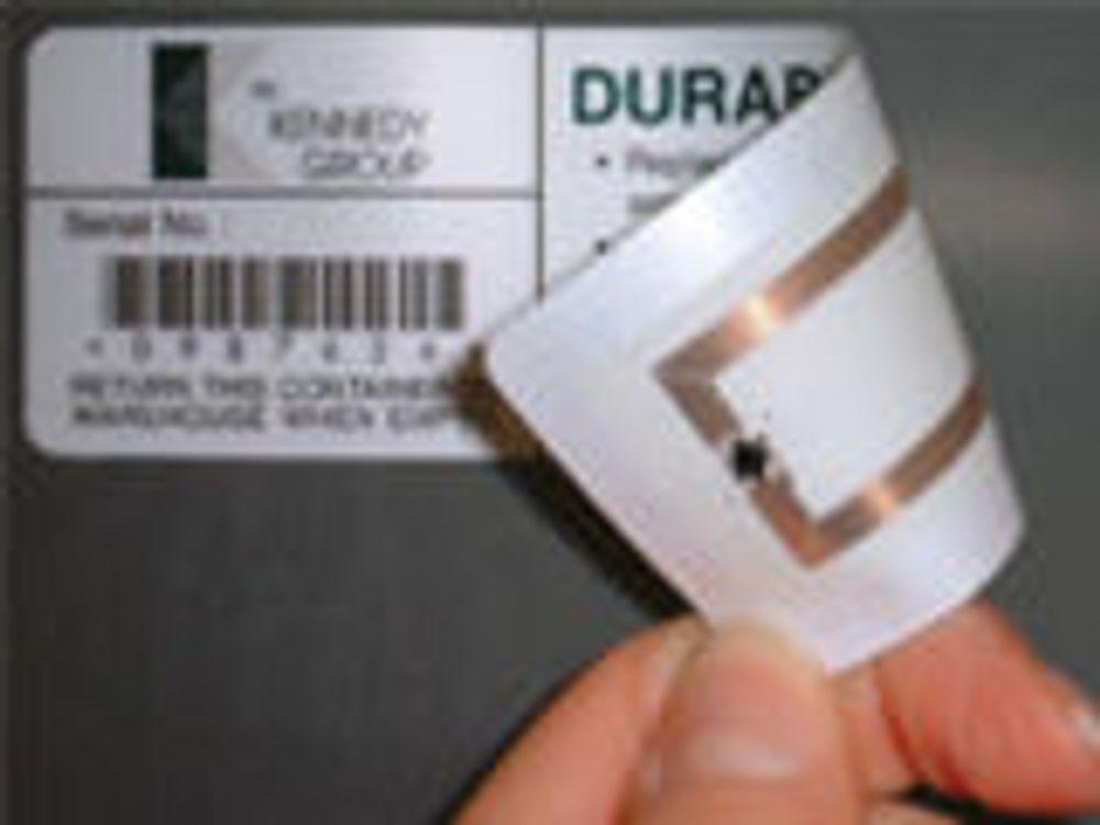 Seks myter overdriver effektene av RFID