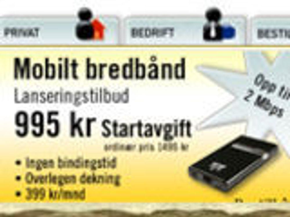 NMT bytter navn til Ice og åpner 3G-nett