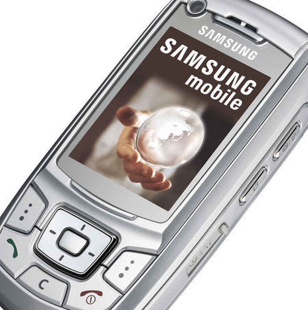 Samsung-mobil med ny type tyverisikring